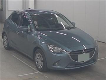 Import and buy MAZDA DEMIO 2014 from Japan to Nairobi, Kenya