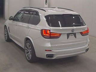 Import and buy BMW X5 SERIES 2017 from Japan to Nairobi, Kenya