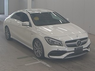 Import and buy MERCEDES BENZ CLA CLASS 2017 from Japan to Nairobi, Kenya