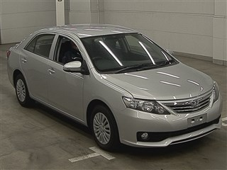 Import and buy TOYOTA ALLION 2015 from Japan to Nairobi, Kenya