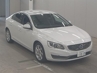Import and buy VOLVO S60 2015 from Japan to Nairobi, Kenya