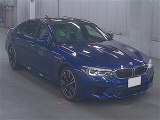 Import and buy BMW M5 2018 from Japan to Nairobi, Kenya