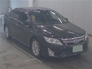 Import and buy TOYOTA CAMRY 2013 from Japan to Nairobi, Kenya