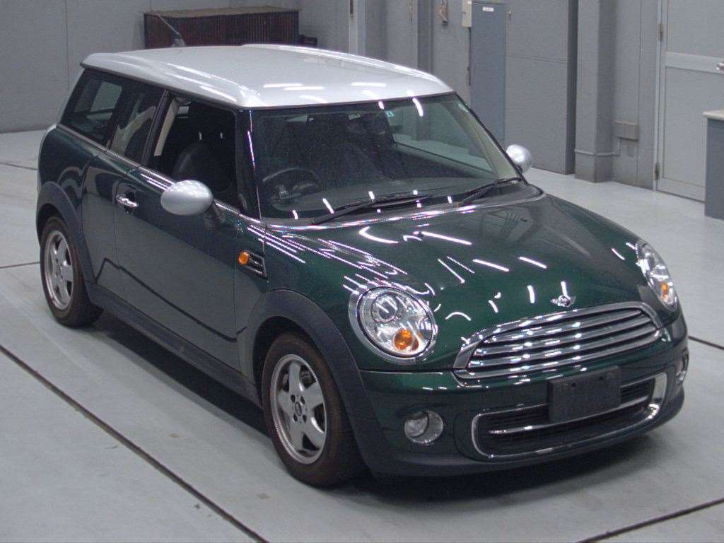 Buyimport Rover Mini 2011 To Kenya From Japan Auction