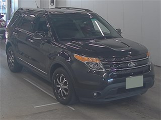 Import and buy FORD EXPLORER 2014 from Japan to Nairobi, Kenya