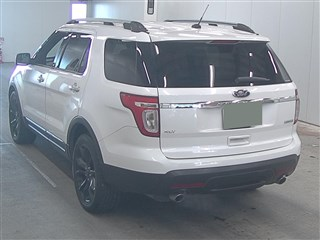 Import and buy FORD EXPLORER 2013 from Japan to Nairobi, Kenya
