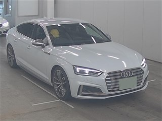 Import and buy AUDI S5 SPORTBACK 2018 from Japan to Nairobi, Kenya