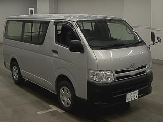 Import and buy TOYOTA REGIUS VAN 2013 from Japan to Nairobi, Kenya