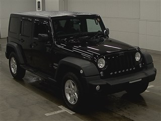 Import and buy JEEP WRANGLER UNLIMITED 2016 from Japan to Nairobi, Kenya