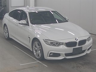 Import and buy BMW 4 SERIES 2016 from Japan to Nairobi, Kenya