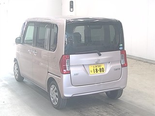 Import and buy DAIHATSU TANTO 2014 from Japan to Nairobi, Kenya