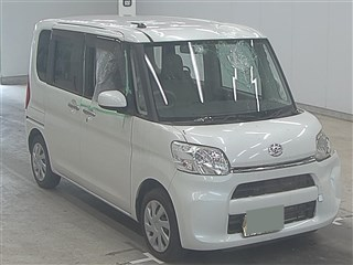 Import and buy DAIHATSU TANTO 2013 from Japan to Nairobi, Kenya