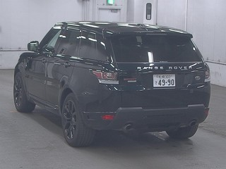 Import and buy LAND ROVER RANGE ROVER SPORT 2017 from Japan to Nairobi, Kenya