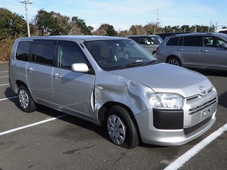 Import and buy TOYOTA SUCCEED 2019 from Japan to Nairobi, Kenya