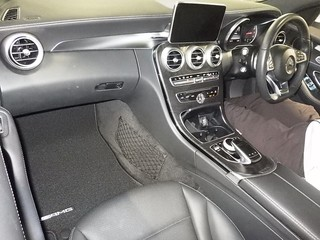 Import and buy MERCEDES BENZ C CLASS STATION WAGON 2014 from Japan to Nairobi, Kenya