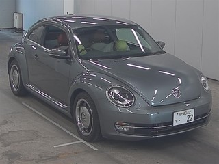 Import and buy VOLKSWAGEN THE BEETLE 2015 from Japan to Nairobi, Kenya