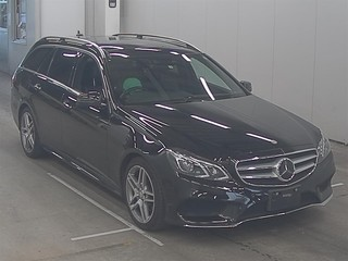 Import and buy MERCEDES BENZ E CLASS STATION WAGON 2013 from Japan to Nairobi, Kenya
