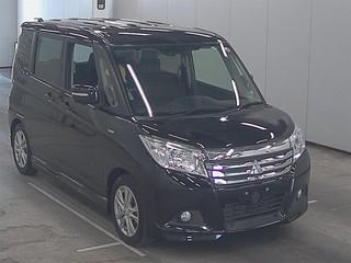 Import and buy MITSUBISHI DELICA D2 2017 from Japan to Nairobi, Kenya