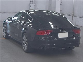 Import and buy AUDI A7 SPORTBACK 2013 from Japan to Nairobi, Kenya