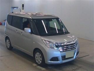 Import and buy SUZUKI SOLIO 2019 from Japan to Nairobi, Kenya