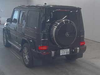 Import and buy OTHERS MEAMG G CLASS 2019 from Japan to Nairobi, Kenya