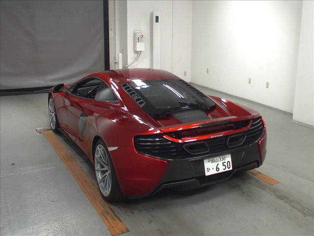 Import and buy OTHERS MCLAREN 2015 from Japan to Nairobi, Kenya
