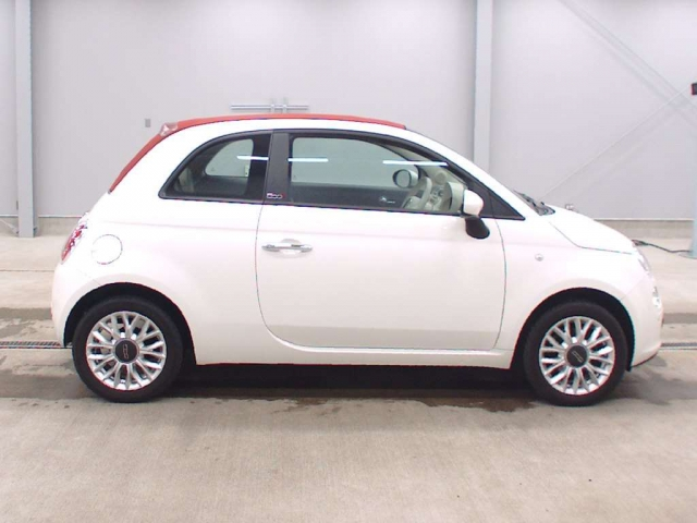 Import and buy FIAT 500C 2016 from Japan to Nairobi, Kenya