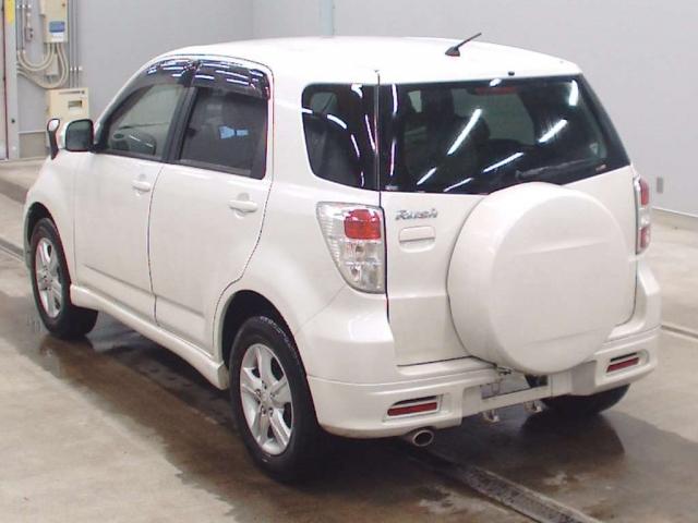 Import and buy TOYOTA RUSH 2013 from Japan to Nairobi, Kenya