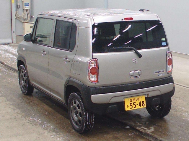 Import and buy SUZUKI HUSTLER 2019 from Japan to Nairobi, Kenya