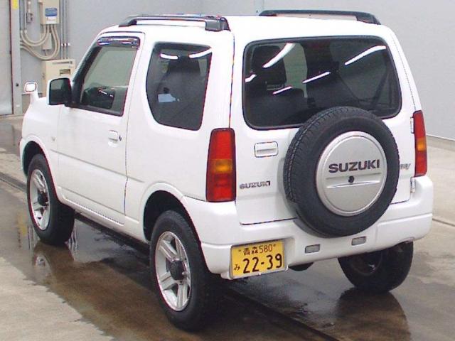 Import and buy SUZUKI JIMNY 2016 from Japan to Nairobi, Kenya