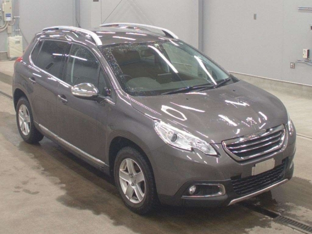 Import and buy PEUGEOT 2008 2014 from Japan to Nairobi, Kenya