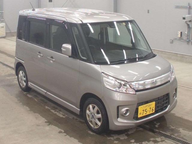 Import and buy SUZUKI SPACIA 2014 from Japan to Nairobi, Kenya