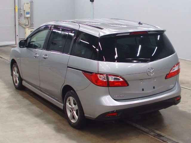 Import and buy MAZDA PREMACY 2013 from Japan to Nairobi, Kenya