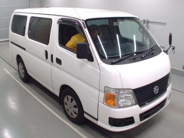 Buy Import Nissan Caravan Van 2011 To Kenya From Japan Auction