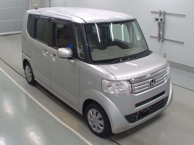 Import and buy HONDA N BOX PLUS 2013 from Japan to Nairobi, Kenya