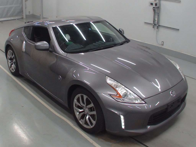 Import and buy NISSAN FAIRLADYZ 2013 from Japan to Nairobi, Kenya