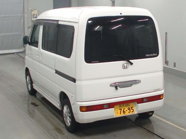 Import and buy HONDA VAMOS 2013 from Japan to Nairobi, Kenya