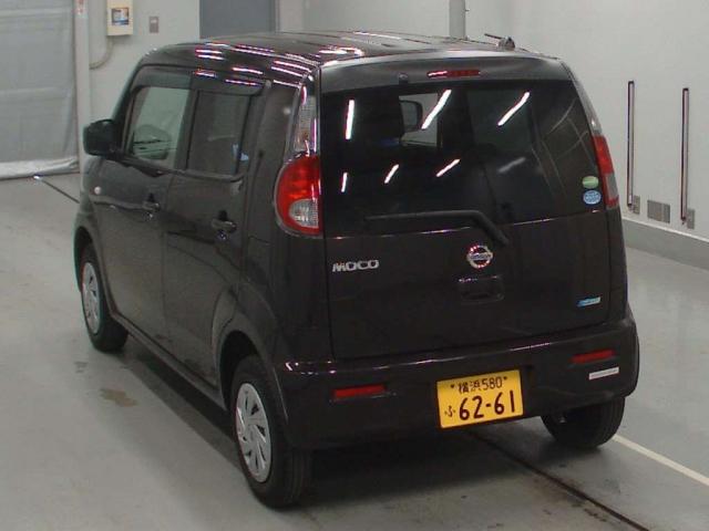 Import and buy NISSAN MOCO 2013 from Japan to Nairobi, Kenya