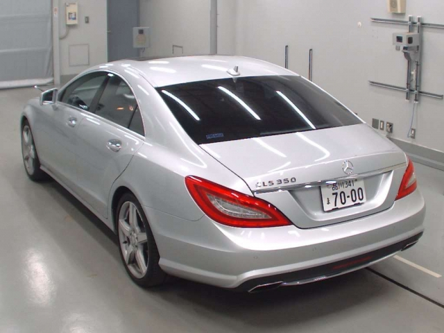 Import and buy MERCEDES BENZ CLS CLASS 2014 from Japan to Nairobi, Kenya