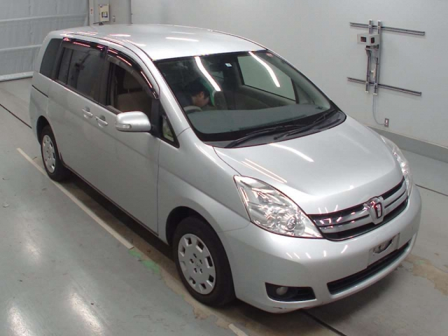 Import and buy TOYOTA ISIS 2013 from Japan to Nairobi, Kenya