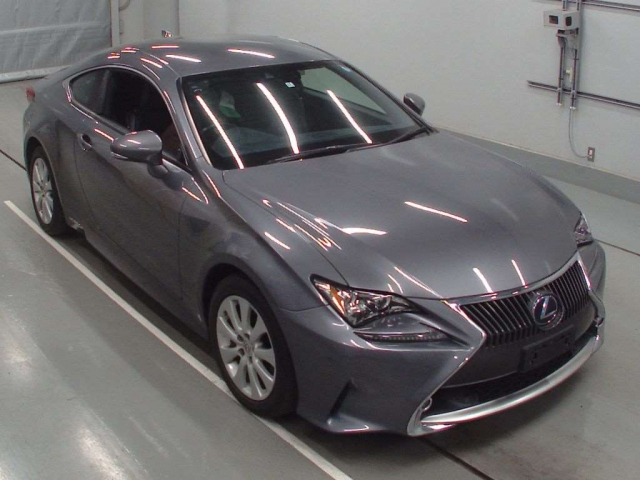 Import and buy LEXUS RC 2014 from Japan to Nairobi, Kenya