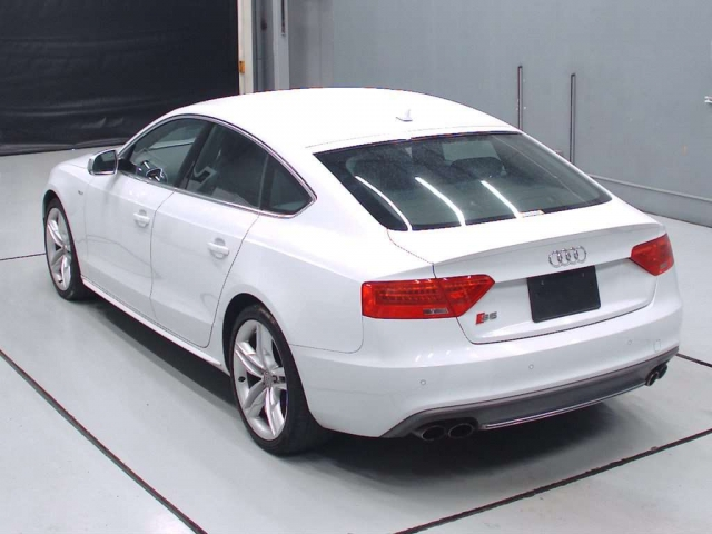 Import and buy AUDI S5 2015 from Japan to Nairobi, Kenya