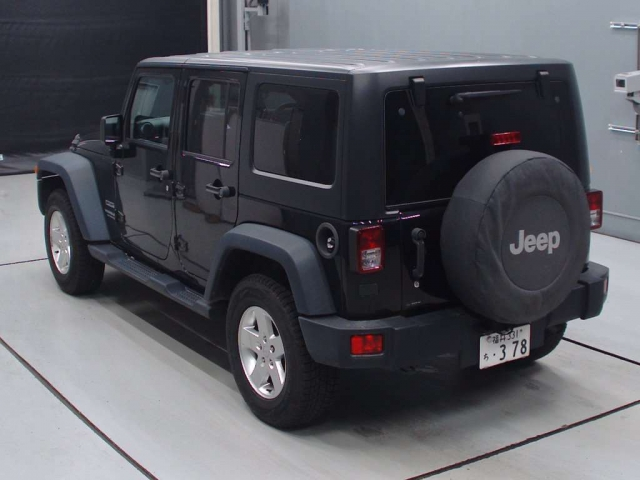 Import and buy CHRYSLER JEEP WRANGLER 2014 from Japan to Nairobi, Kenya