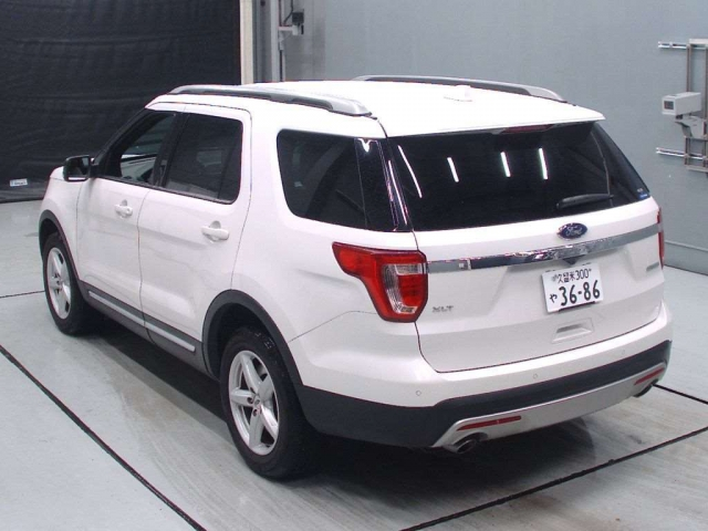Import and buy FORD EXPLORER 2016 from Japan to Nairobi, Kenya