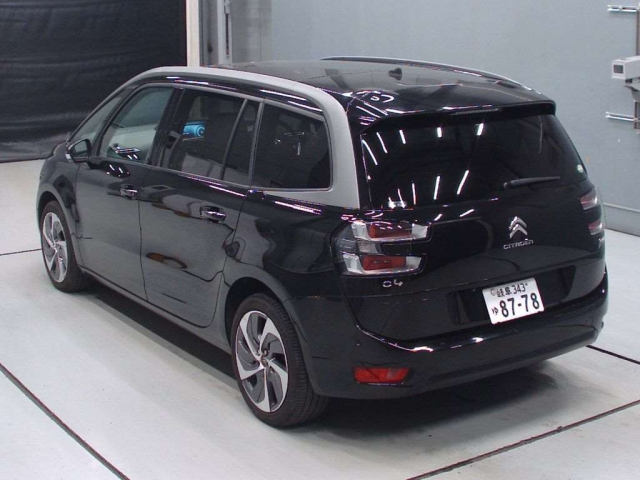 Import and buy CITROEN GRAND C4 2015 from Japan to Nairobi, Kenya
