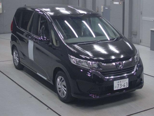Import and buy HONDA FREED 2019 from Japan to Nairobi, Kenya