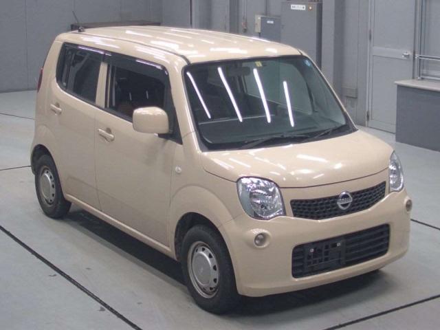 Import and buy NISSAN MOCO 2014 from Japan to Nairobi, Kenya