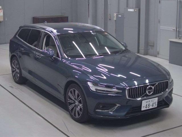 Import and buy VOLVO V60 2019 from Japan to Nairobi, Kenya