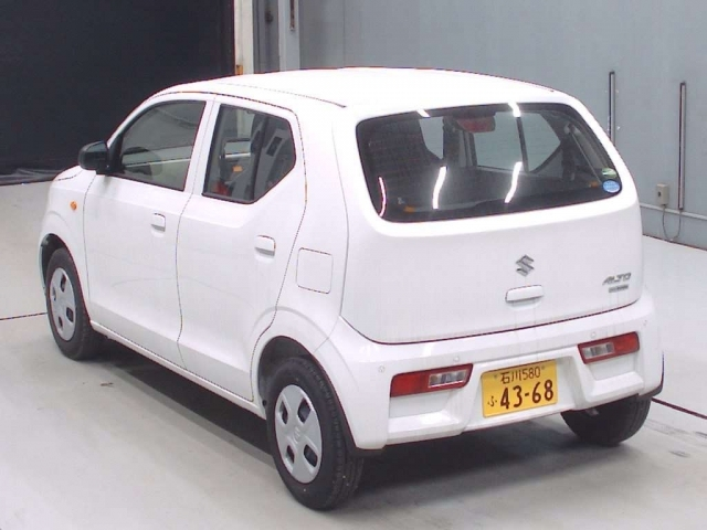 Import and buy SUZUKI ALTO 2019 from Japan to Nairobi, Kenya