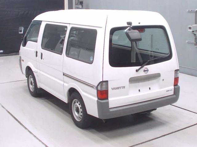Import and buy NISSAN VANETTE VAN 2015 from Japan to Nairobi, Kenya